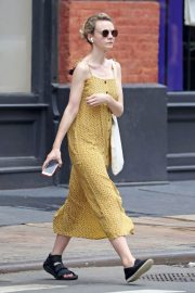 Carey Mulligan Out in New York 2018/07/17 14