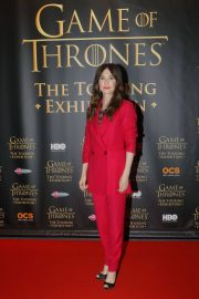 Carice van Houten at Game of Thrones Press Conference in Paris 2018/05/31 4