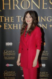 Carice van Houten at Game of Thrones Press Conference in Paris 2018/05/31 5