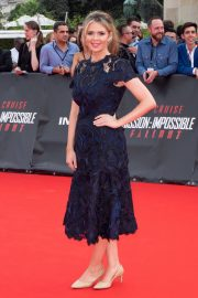 Carly Steel at Mission: Impossible Fallout Premiere in Paris 2018/07/12 9