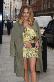 Caroline Flack Arrives at Her River Island Cocktail Party in London 2018/05/24 3