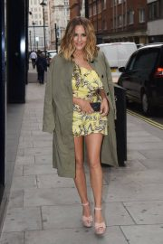 Caroline Flack Arrives at Her River Island Cocktail Party in London 2018/05/24 4