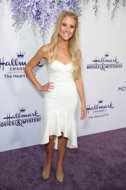 Cassidy Gifford at Hallmark Channel Summer TCA Party in Beverly Hills 2018/07/27 11