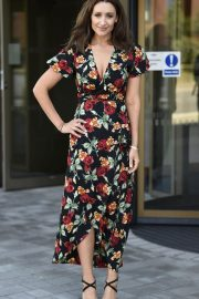 Catherine Tyldesley Out and About in Birmingham 2018/06/29 4