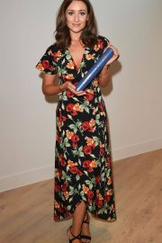 Catherine Tyldesley Receiving an Honorary Fellowship to Royal Birmingham Conservatoire in Birmingham 2018/06/29 2