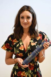 Catherine Tyldesley Receiving an Honorary Fellowship to Royal Birmingham Conservatoire in Birmingham 2018/06/29 7