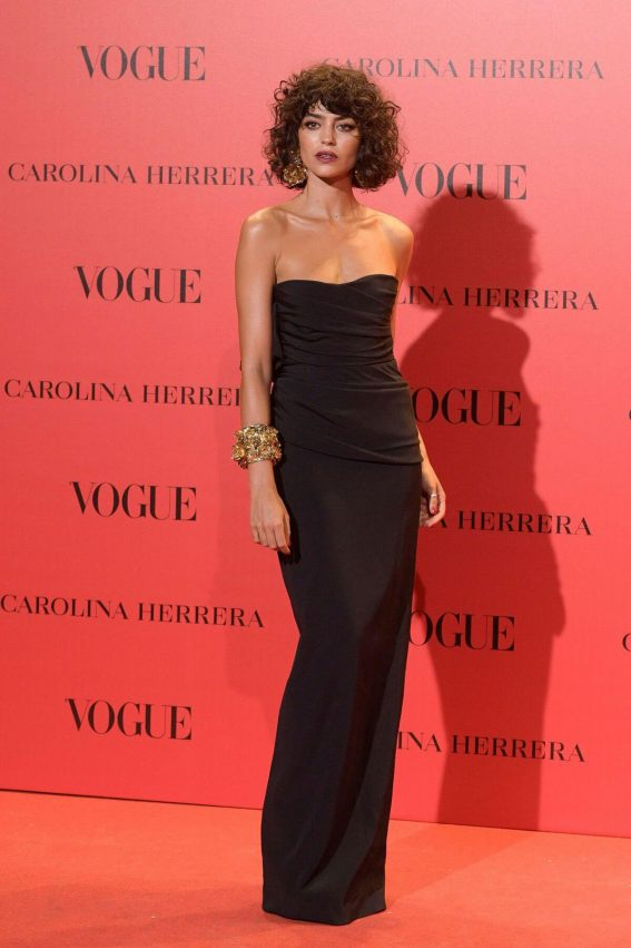Cecilia Gomez at Vogue Spain 30th Anniversary Party in Madrid 2018/07/12 1