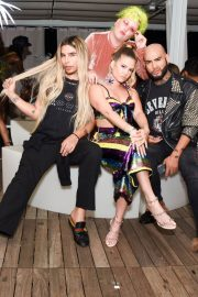 Chanel West Coast at Beautycon x Snapchat Party in Los Angeles 2018/07/14 6