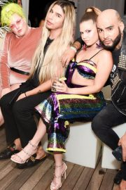 Chanel West Coast at Beautycon x Snapchat Party in Los Angeles 2018/07/14 7