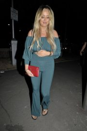 Charlotte Crosby and Olivia Attwood Night Out in Manchester 2018/07/07 11
