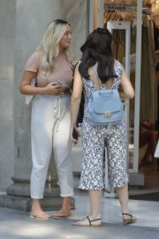 Charlotte Crosby Out and About in Barcelona 2018/07/11 6