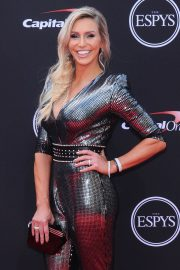 Charlotte Flair at 2018 Espy Awards in Los Angeles 2018/07/18 2