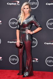 Charlotte Flair at 2018 Espy Awards in Los Angeles 2018/07/18 6