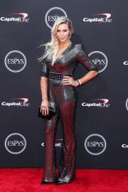 Charlotte Flair at 2018 Espy Awards in Los Angeles 2018/07/18 9