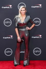 Charlotte Flair at 2018 Espy Awards in Los Angeles 2018/07/18 10
