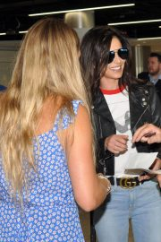 Cheryl Arrives at Airport in Dublin 2018/07/22 1