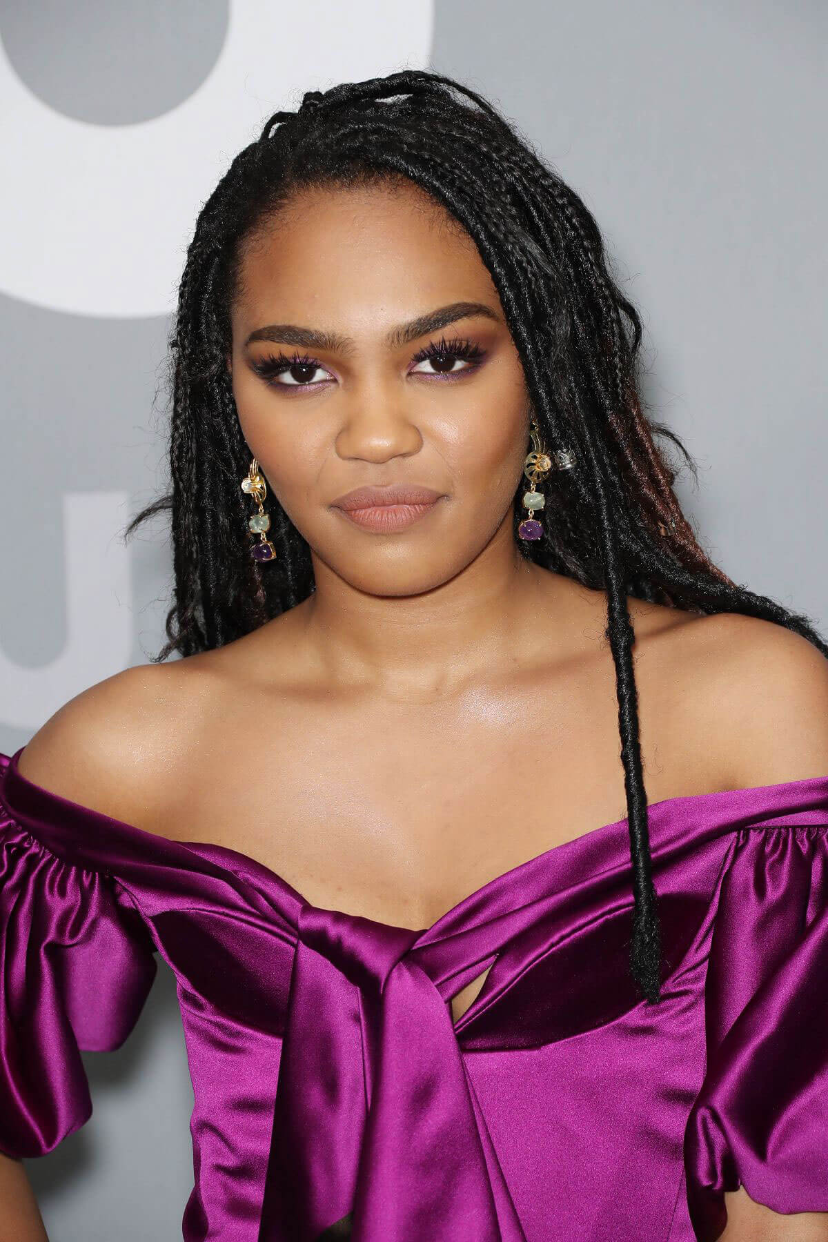 China Anne McClain at CW Network Upfront Presentation in New York 2018/05/17 1