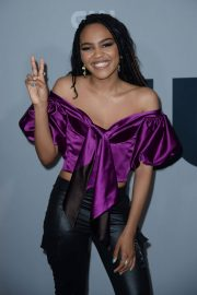 China Anne McClain at CW Network Upfront Presentation in New York 2018/05/17 2