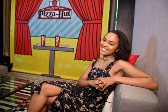 China Anne McClain at Pizza Hut Lounge at Comic-con in San Diego 2018/07/21 1