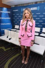 Chloe Bennet at SiriusXM Broadcasting Live from Comic-con in San Diego 2018/07/21 3