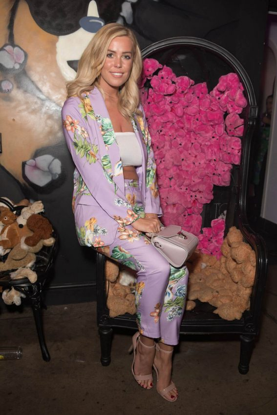 Chloe Meadows at Missguided New Fragrance Launch Party in London 2018/05/16 1