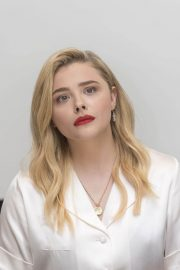 Chloe Moretz at The Miseducation of Cameron Post Press Conference in Beverly Hills 2018/07/23 4