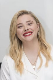 Chloe Moretz at The Miseducation of Cameron Post Press Conference in Beverly Hills 2018/07/23 5
