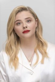 Chloe Moretz at The Miseducation of Cameron Post Press Conference in Beverly Hills 2018/07/23 12