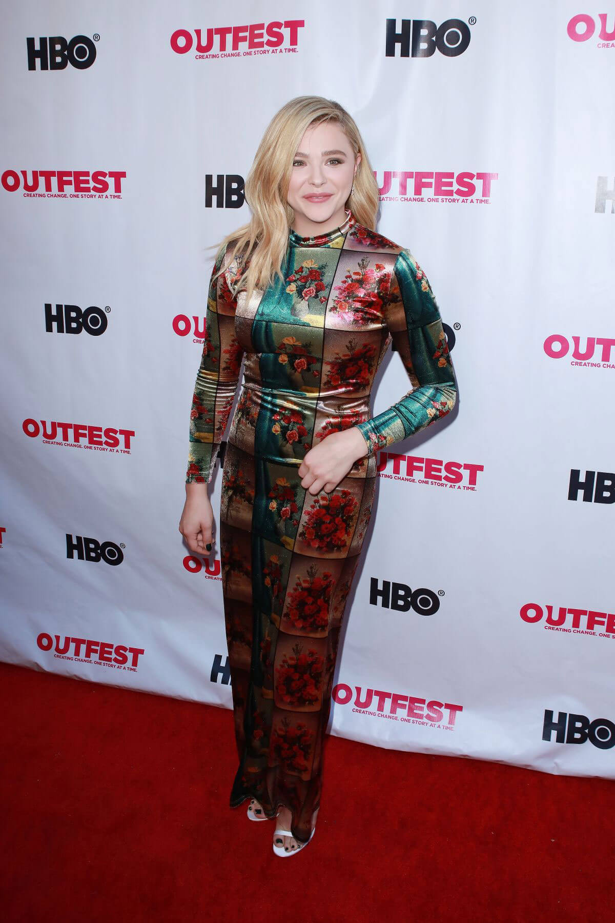 Chloe Moretz at Wild Nights with Emily Screening at Outfest Los Angeles LGBT Film Festival in Hollywood 2018/07/21 1