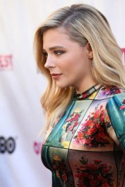 Chloe Moretz at Wild Nights with Emily Screening at Outfest Los Angeles LGBT Film Festival in Hollywood 2018/07/21 4