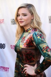 Chloe Moretz at Wild Nights with Emily Screening at Outfest Los Angeles LGBT Film Festival in Hollywood 2018/07/21 9