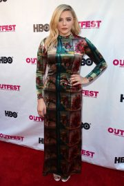 Chloe Moretz at Wild Nights with Emily Screening at Outfest Los Angeles LGBT Film Festival in Hollywood 2018/07/21 10