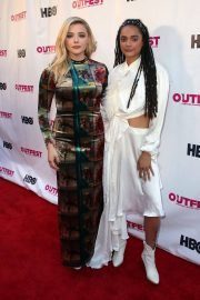 Chloe Moretz at Wild Nights with Emily Screening at Outfest Los Angeles LGBT Film Festival in Hollywood 2018/07/21 11
