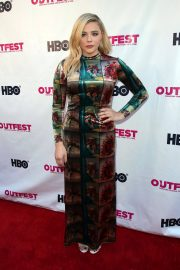 Chloe Moretz at Wild Nights with Emily Screening at Outfest Los Angeles LGBT Film Festival in Hollywood 2018/07/21 16