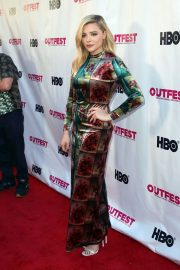 Chloe Moretz at Wild Nights with Emily Screening at Outfest Los Angeles LGBT Film Festival in Hollywood 2018/07/21 18