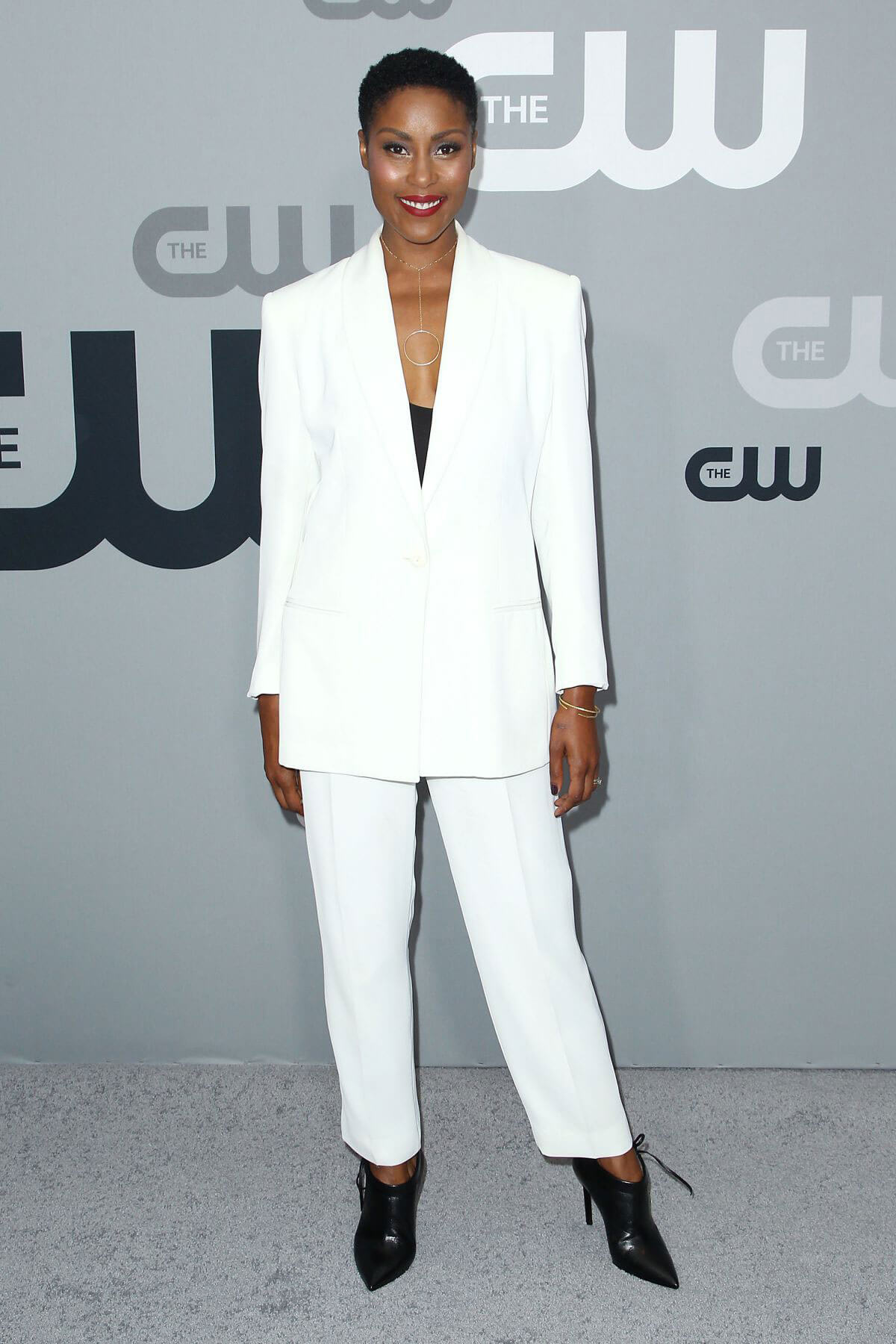 Christine Adams at CW Network Upfront Presentation in New York 2018/05/17 1