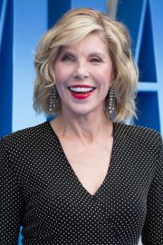 Christine Baranski at 'Mamma Mia! Here We Go Again' Premiere in London 2018/07/16 5