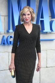 Christine Baranski at 'Mamma Mia! Here We Go Again' Premiere in London 2018/07/16 8