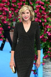 Christine Baranski at 'Mamma Mia! Here We Go Again' Premiere in London 2018/07/16 11
