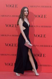 Clara Alonso at Vogue Spain 30th Anniversary Party in Madrid 2018/07/12 11