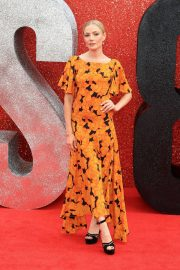 Clara Paget at Oceans 8 Premiere in London 2018/06/13 1