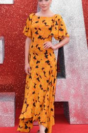 Clara Paget at Oceans 8 Premiere in London 2018/06/13 6