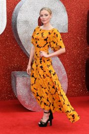 Clara Paget at Oceans 8 Premiere in London 2018/06/13 13