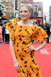 Clara Paget at Oceans 8 Premiere in London 2018/06/13 16