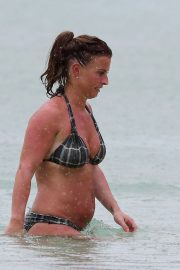 Coleen Rooney in Bikini at a Beach in Barbados 2018/05/20 4