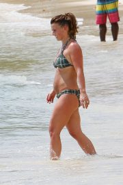 Coleen Rooney in Bikini at a Beach in Barbados 2018/05/20 8