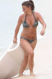 Coleen Rooney in Bikini at a Beach in Barbados 2018/05/20 13