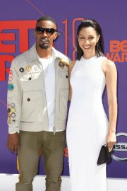 Corinne Foxx at BET Awards in Los Angeles 2018/06/24 5