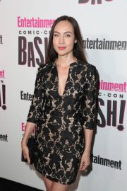 Courtney Ford at Entertainment Weekly Party at Comic-con in San Diego 2018/07/21 2