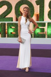 Daniela Hantuchova at Wimbledon Champions Dinner at Guildhall in London 2018/07/15 8